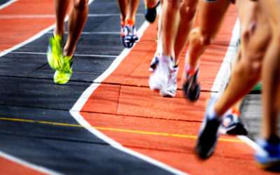 Should road-runners and triathletes avoid track-training and why?